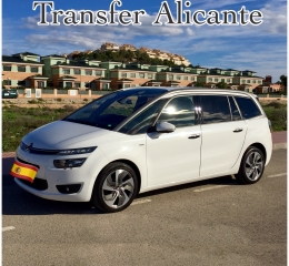 Transfers from/ to the airport of Valencia